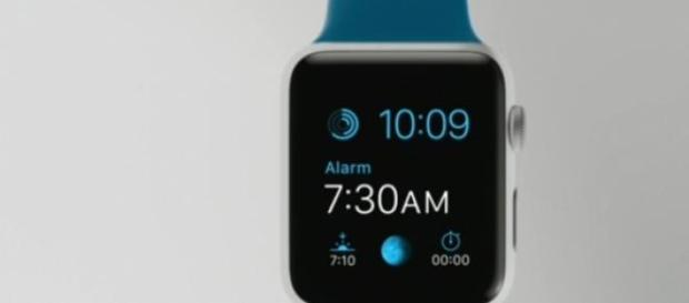 The Apple Watch will be released April 24th.