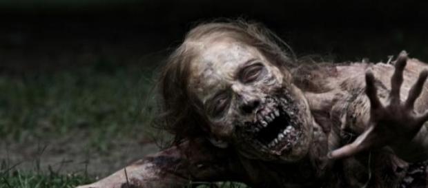 The Walking Dead, portada.