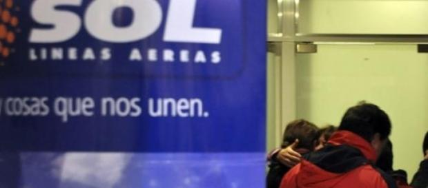 Tragedia aerea in Argentina
