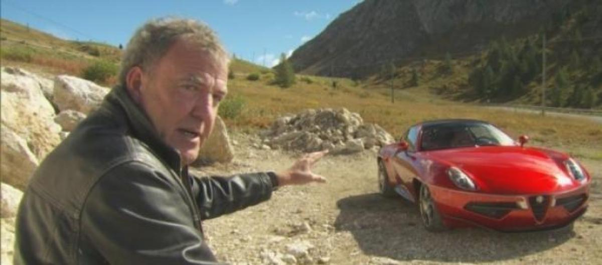 Top Gear host Jeremy Clarkson suspended by BBC over  fracas  b1cd7f56b