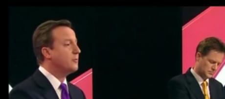 David Cameron is obstructing the leaders' debates.