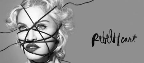 Rebel Heart é o 13º álbum de estúdio da cantora.