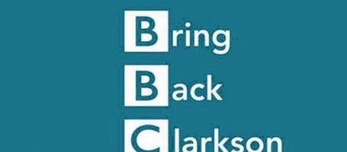 Bring Back Clarkson is trending on Twitter