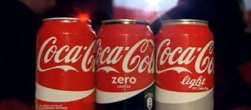 El nuevo diseño de las latas de Coca-Cola