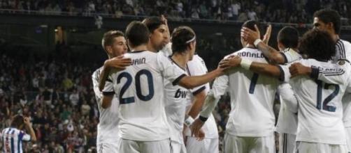 El Real Madrid pierde ante el Schalke