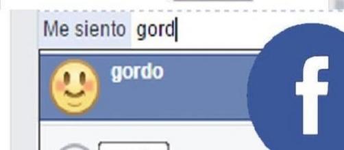 Facebook elimina la opción 'me siento gordo'