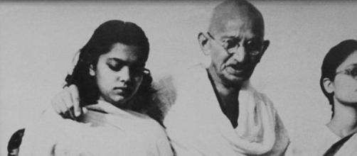 Gandhi has been labelled a British spy by Katju