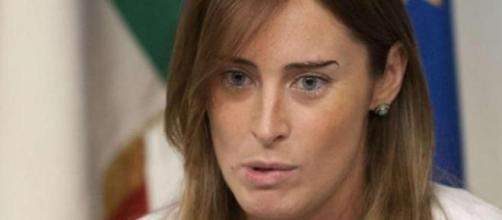 il ministro per le riforme Elena Boschi