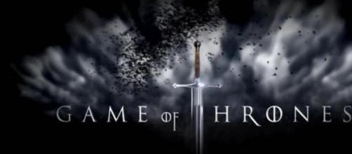 Portada de la serie, 'Juego de Tronos'