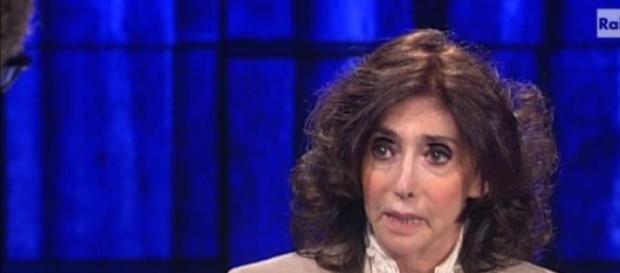Anna Marchesini in Tv racconta la sua malattia