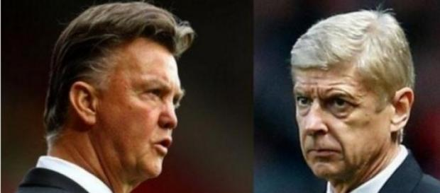 Both bosses ready to battle for Austrian defender.