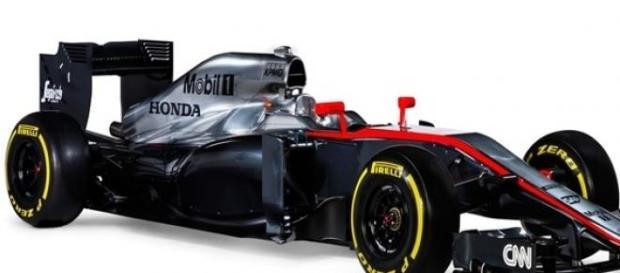 El MP4-30 diseñado `por McLaren