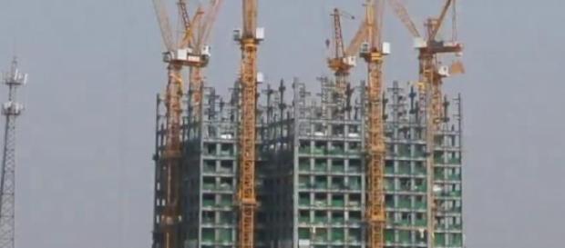 Empresa quer construir maior arranha-céus do mundo
