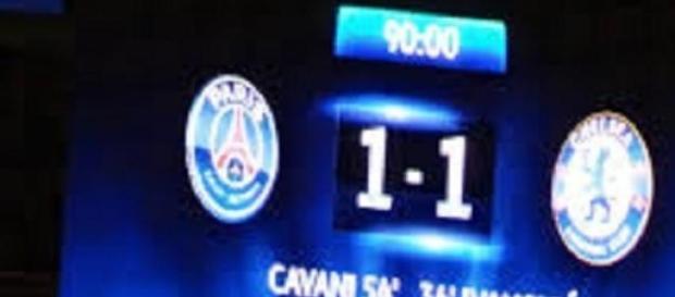 Face au PSG. Chelsea part favori.