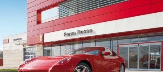 Forza Rossa este sovaielnica
