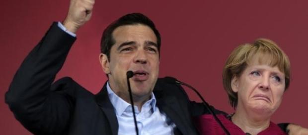 Grecia, Tsipras vuole i danni dalla Merkel