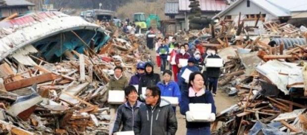 Japonia dupa cutremurul din 2011