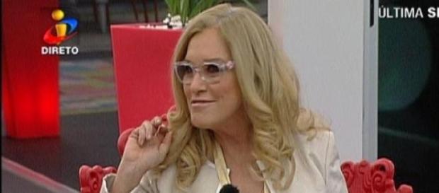 Teresa anunciou os 5 finalistas da Luta pelo poder