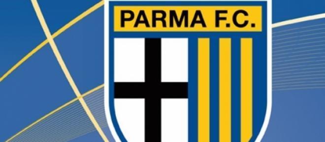 Il Parma e il suo presidente Manenti.