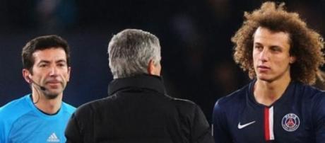 David Luiz eliminou Mourinho da Champions