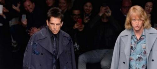 Ben Stiler en la Paris Fashion Week