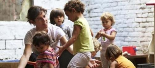 Carmona asegura 30 nuevos centros infantiles