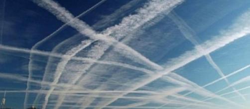 Chemtrails o estelas químicas, terrorismo aéreo