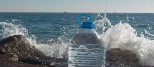 El agua de mar, gratis y al alcance de todos