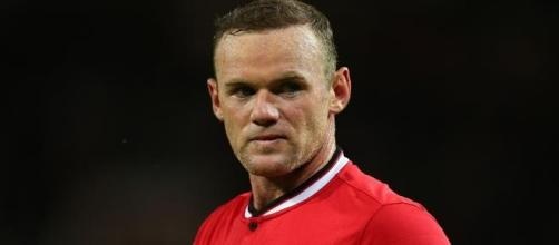 L'attaccante inglese Rooney