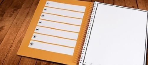 Rocketbook condivide ciò che scrivi con il cloud
