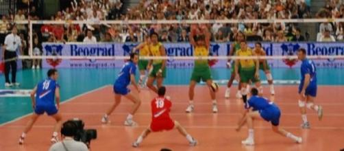 Volleyball is Brazil's number one sport