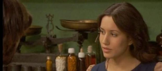 Anticipazioni Il segreto: Aurora aiuta Carmen