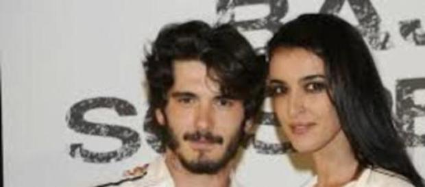 Blanca y Yon , los protagonistas de la serie