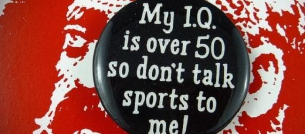 Contrary to this belief, sport does matter to many