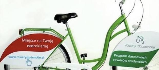 Darmowy rower dla studenta w Warszawie i Wrocławiu