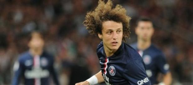 David Luiz: défenseur fougueux du PSG
