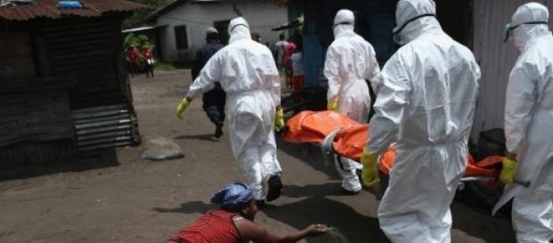 Ebola - necrutatoarea epidemie din Africa