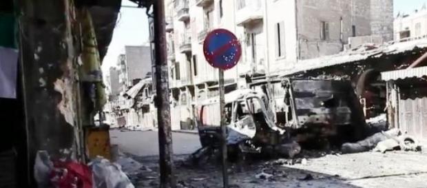 Guerra na Síria fez mais de 210 mil vítimas