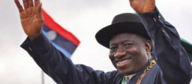 Jonathan Goodluck, le président du Nigeria.
