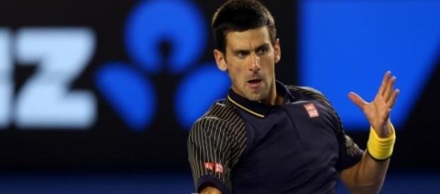 Novak Djokovic est le tenant du titre.