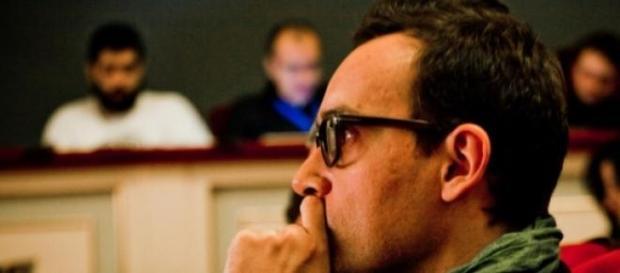 Risto Mejide en una de sus charlas