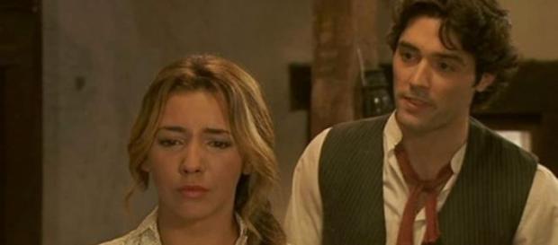 Severiano ritorna a Puente Viejo nella 4^ serie