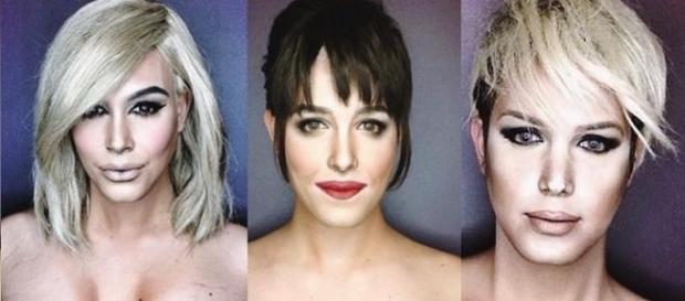 Transformações (Foto: Reprodução/Instagram)
