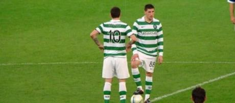Celtic will be hoping to 'kick-off' their treble