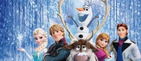 Sequela de Frozen da Disney