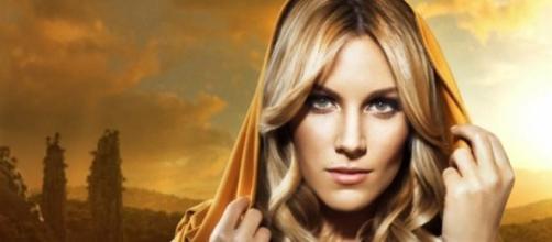 """Edurne interpretará """"Amanecer"""" en Eurovisión."""