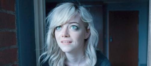 La fille de Birdman et ses immenses yeux bleus