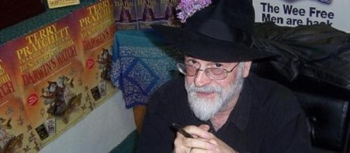 Prolific writer,Terry Pratchett, died aged 66