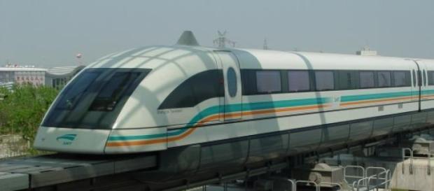 China busca tener el tren más rápido del mundo