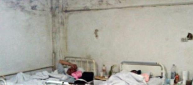 Conditii de spital mai rele decat in penitenciar